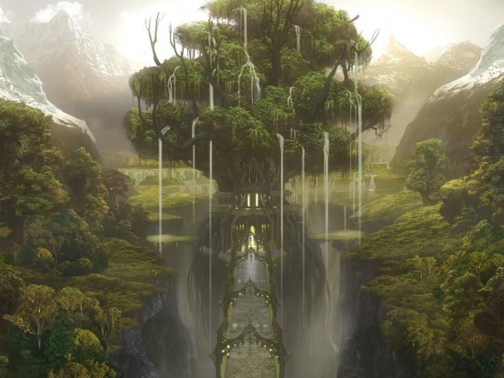 Arbre cascade